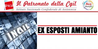Patronato Inca Cgil Nazionale - Ex esposti amianto