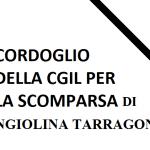 Angiolina Tarragoni scomparsa