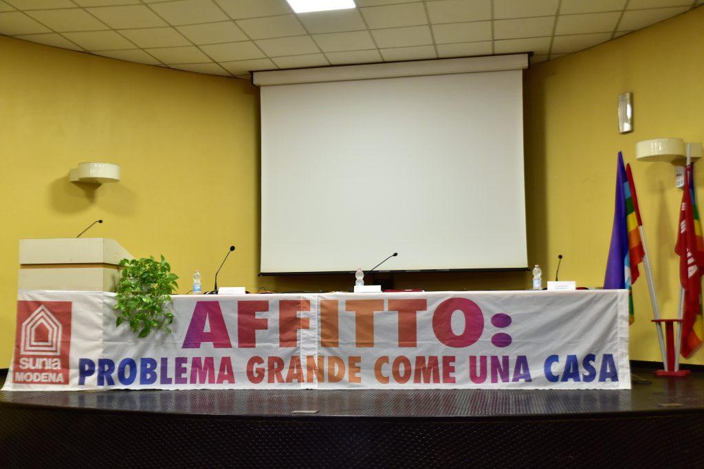 Direttivo Sunia Modena, 27.5.20