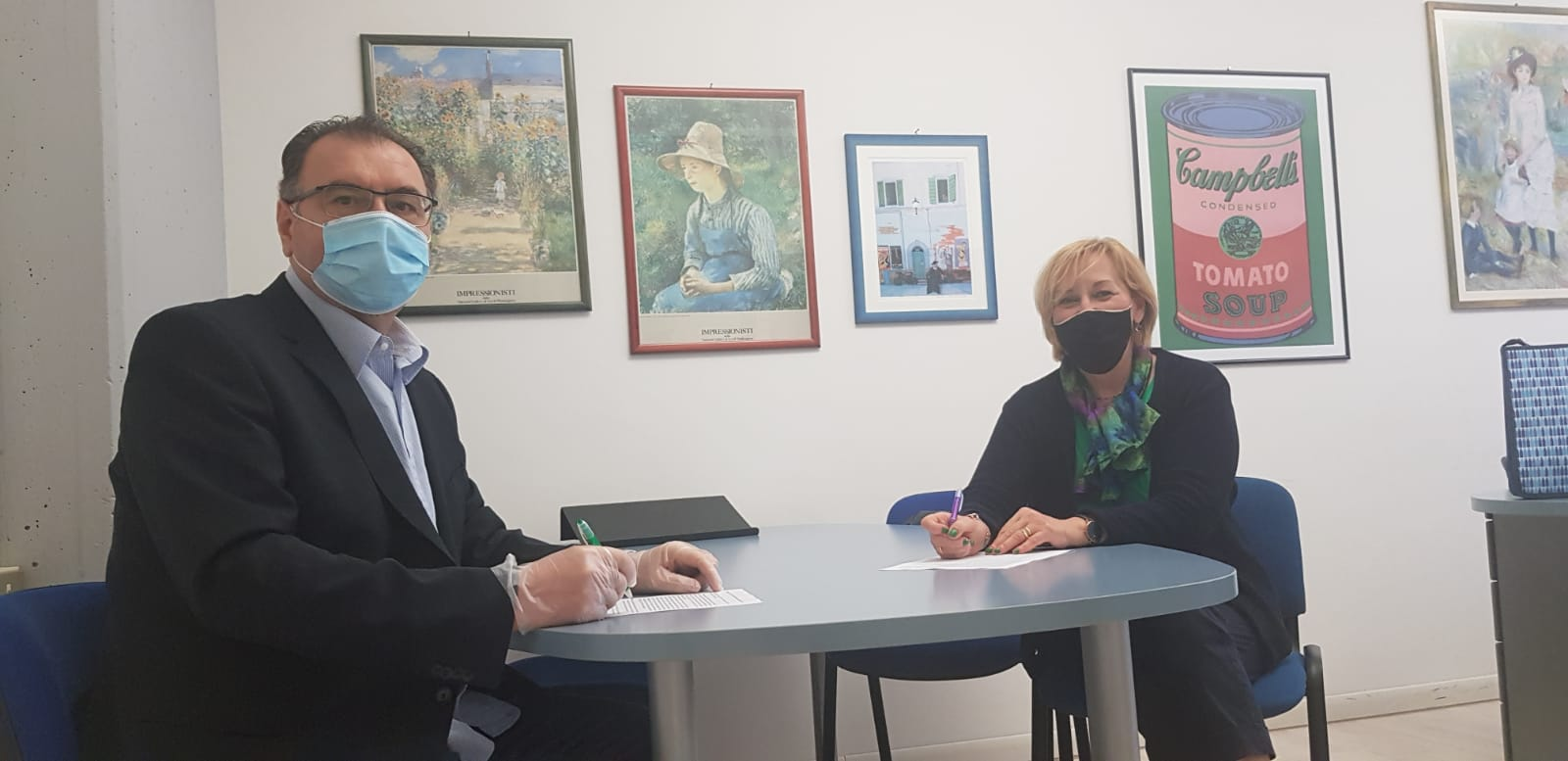 Firma accordo CSC Federconsumatori