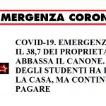 coronavirus emergenza affitti