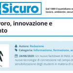 PuntoSicuro - Sicurezza, lavoro, innovazione e apprendimento