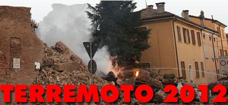 terremoto 2012 bassa modenese