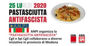 ANPI - Pastasciutta Antifascista - 25 luglio 2020