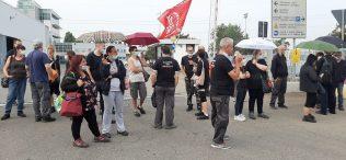 sciopero Glem Gas 17.7.20
