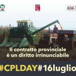 #cplday#16luglio il contratto è un diritto lavr agricoli