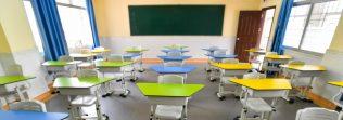 scuola banchi-monoposto