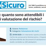 PuntoSicuro - Sovraccarico: quanto sono attendibili i documenti di valutazione del rischio?