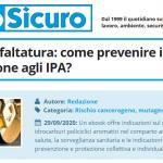 PuntoSicuro - Attività di asfaltatura: come prevenire i rischi dell'esposizione agli IPA?