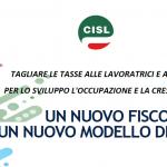 Cgil - Cisl - Uil: piattaforma per un nuovo fisco ed un nuovo modello di sviluppo