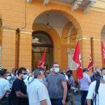 Goldoni Arbos sciopero e volantinaggio, 3.9.20 (3)