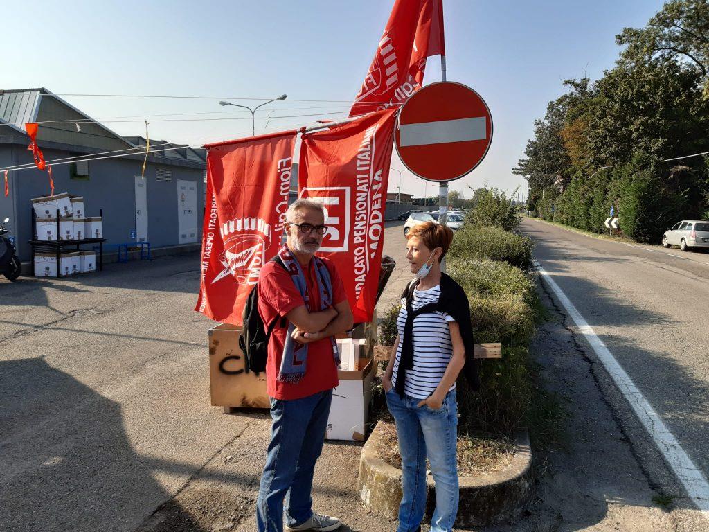 Goldoni solidarietà Spi, 18.9.20