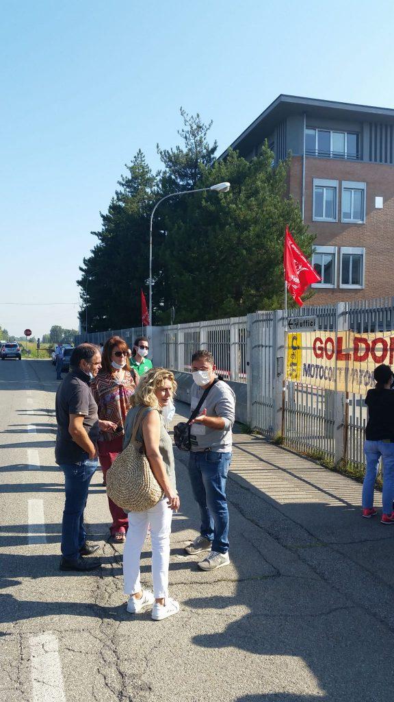 Goldoni presidio permanente 5.9