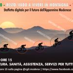 La Montagna Si-Cura. Sanità - Assistenza - Servizi per tutti - 13/11/2020