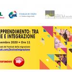 Formazione e apprendimento: tra partecipazione e integrazione - Festival della migrazione 2020