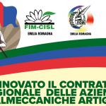 Rinnovato il contratto regionale delle aziende metalmeccaniche artigiane (27/11/2020)