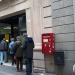 Poste fila ufficio Modena centro