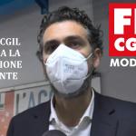 Situazione pesante contagio medici ed infermieri - Alessandro De Nicola, Fp Cgil Modena - 1/12/2020