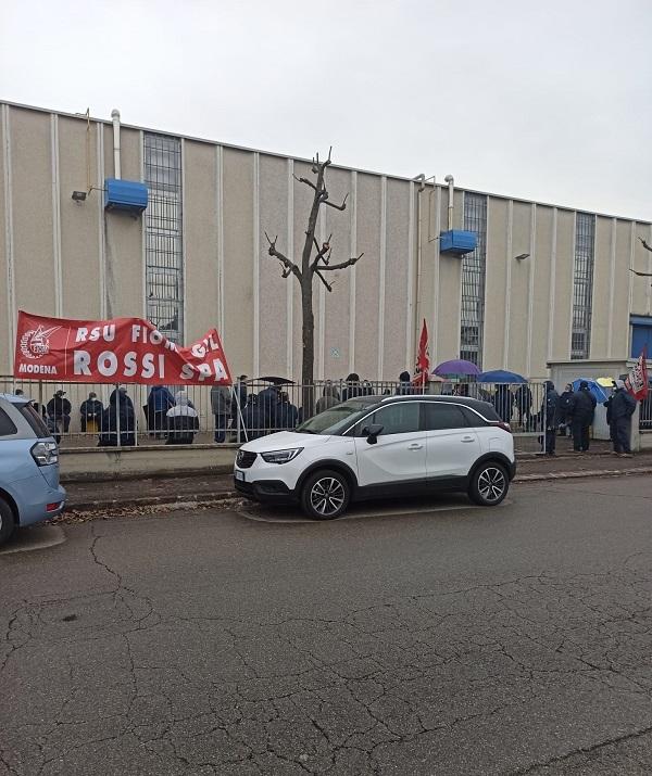 Rossi Modena assemblea