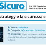 PuntoSicuro - The imitation strategy e la sicurezza sul lavoro