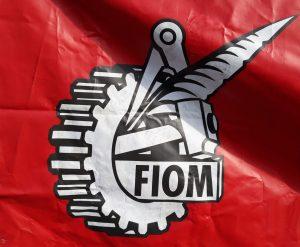 Fiom Cgil - bandiera