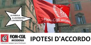 Rinnovo Ccnl metalmeccanici - Ipotesi di accordo - 5 febbraio 2021