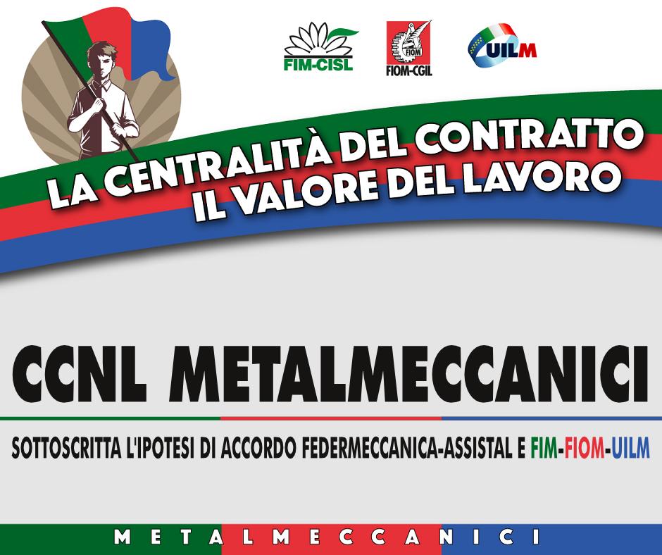 Fim Fiom Uil, avvio avvio campagna assemblee nei luoghi di lavoro su ipotesi accordo CCNL metalmeccanici