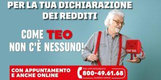 Per la tua dichiarazione dei redditi - Csc Caaf Cgil Modena - 2021