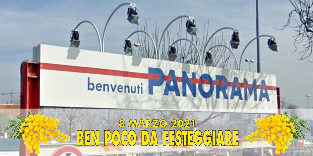 Festa della donna 2021 - Ben poco da festeggiare per le lavoratrici Pam Panorama di Sassuolo in sciopero