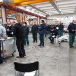 Emmegi assemblea lavoratori per contratto