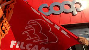 coop bandiera Filcams