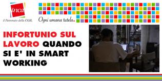 Patronato Inca Cgil Nazionale - Infortunio sul lavoro, quando si è in smart working