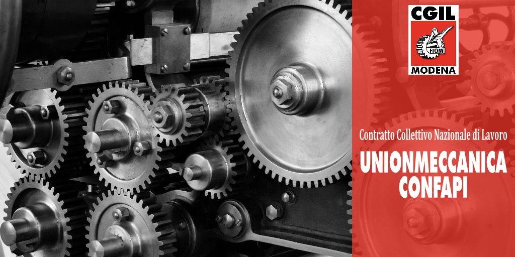 ccnl unionmeccanica confapi