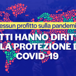 Right2cure-No profit on pandemic