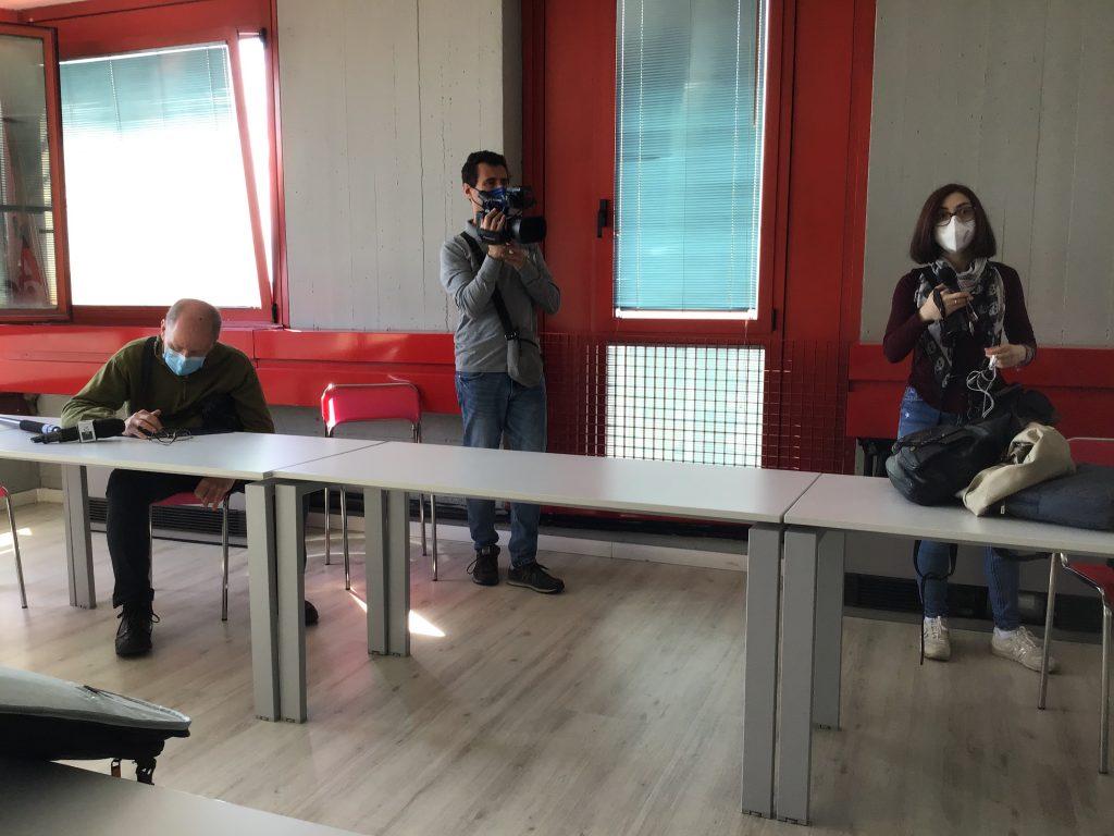 conferenza stampa mobilitazione scuola modenese 10-20.5.21