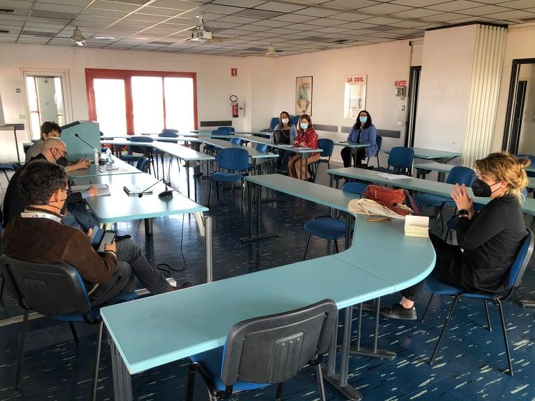 scuola incontro parlamentari 14.5.21