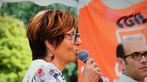 Antonella Ballestri, coord Donne Spi, 14.6.21