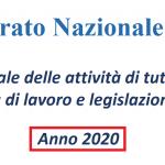 rapporto annuale INL 2020