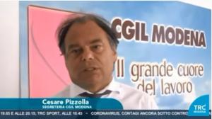 Cesare Pizzolla, 1.7.21 TRC