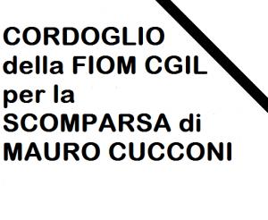 decesso Mauro Cucconi