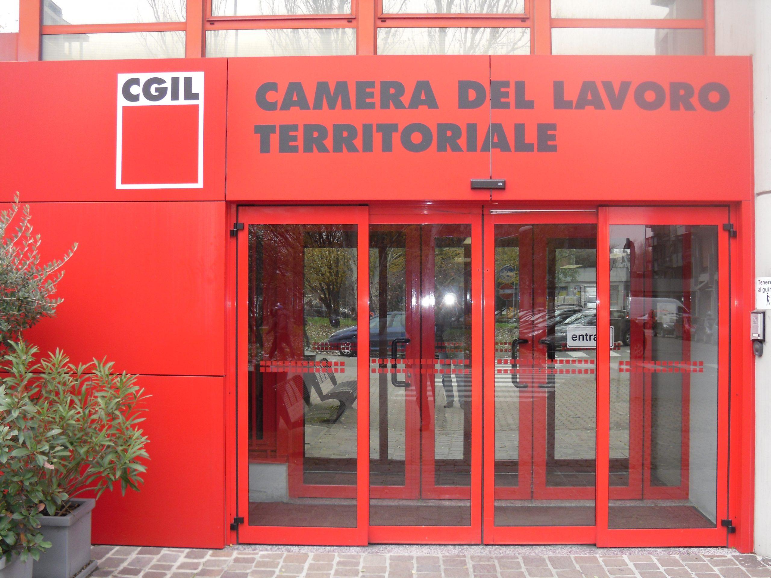 Cgil sede provinciale Modena