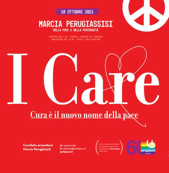 Marcia Perugia Assisi ICare