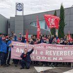 Annovi Reverberi sciopero 8.10.21